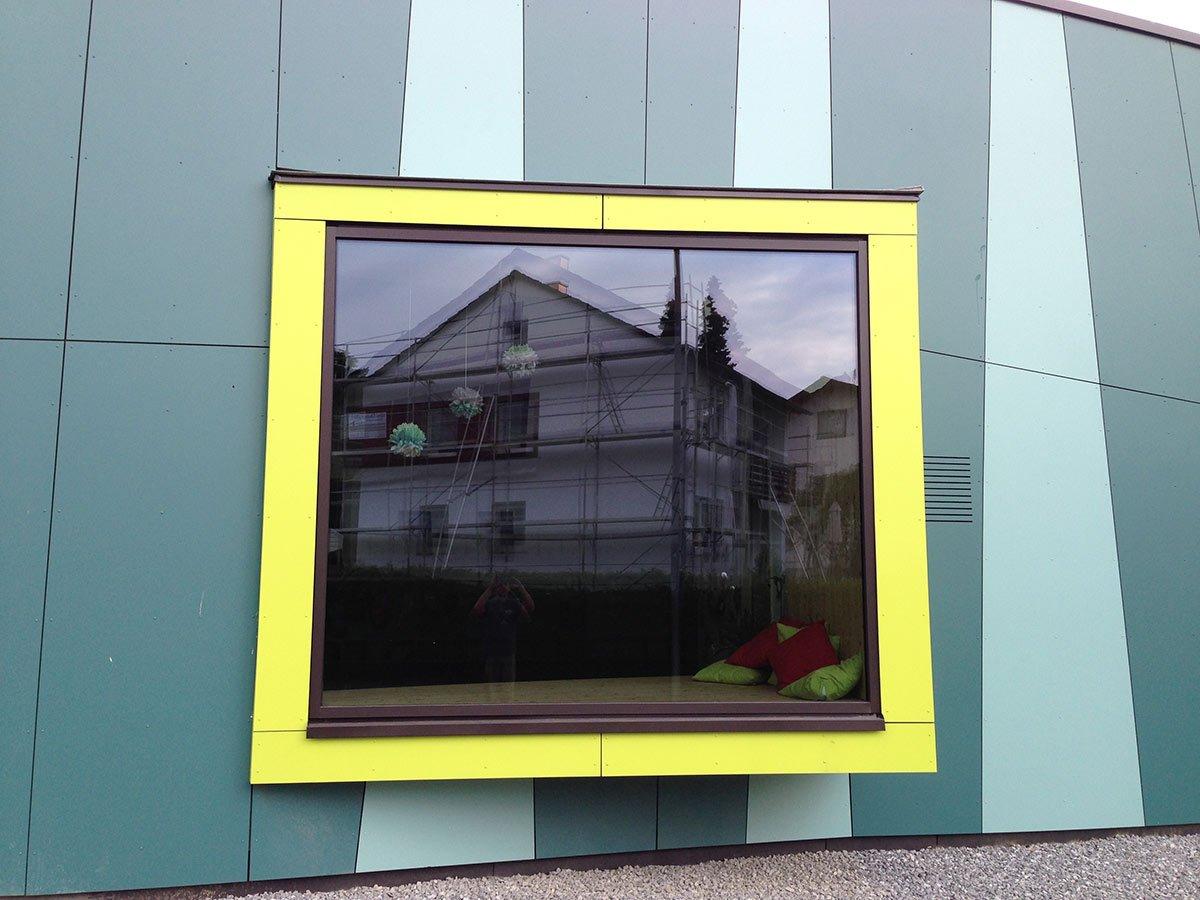 Aquariiumfenster