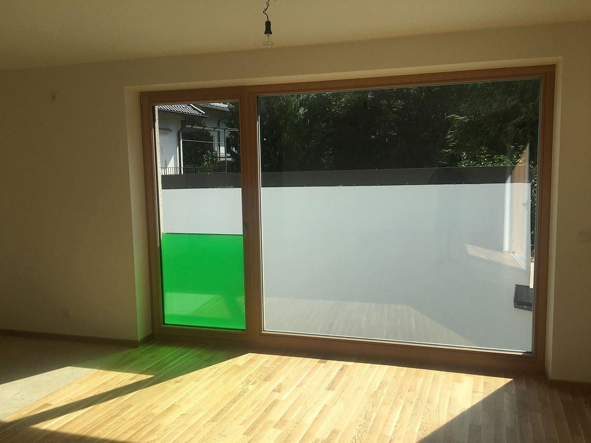Fensterelement-Terrasse-braun