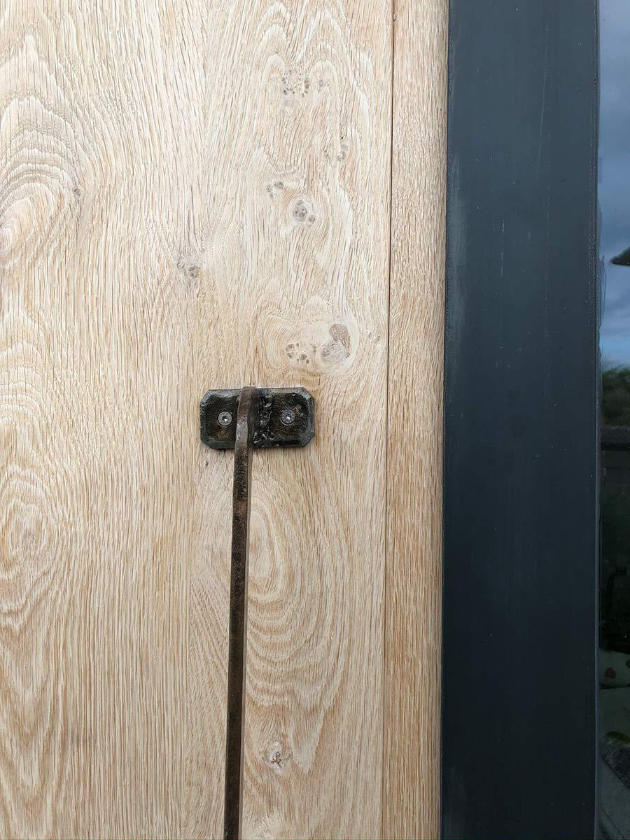 Haustuere-Holz