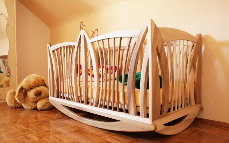 Kinderbett-Moebel